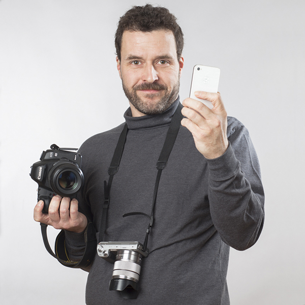 Smartphone, System camera or DSLR - three options to choose from