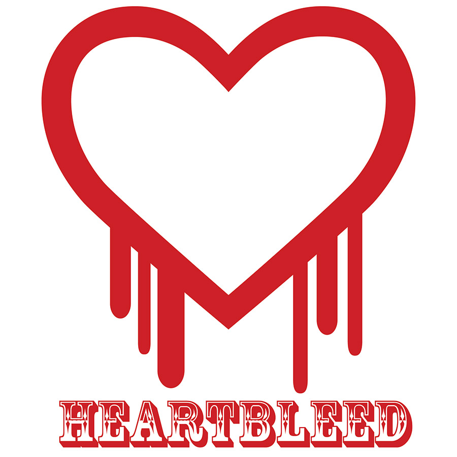 The Heartbleed bug affects many web services around the globe