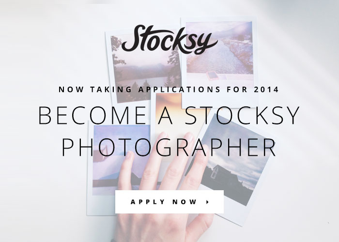 Stocksy relaunches Artist Application for 2014