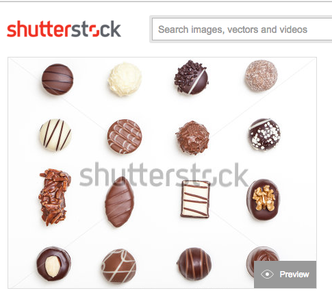 New Preview Feature at Shutterstock