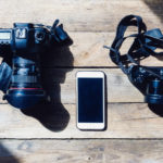 DSLR, Mirrorless and Smartphone cameras